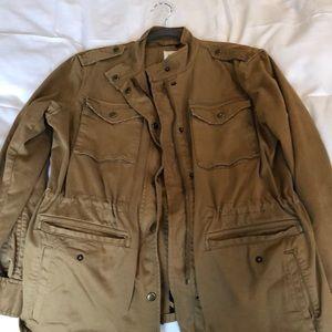 small gap cargo jacket
